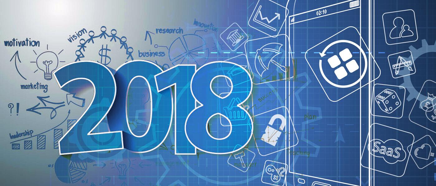10 Mobile App Development Trends for 2018