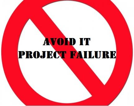 AvoidITProjectFailure
