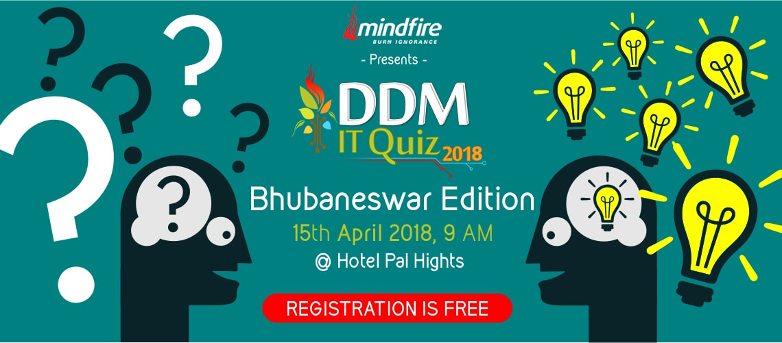 DDM IT Quiz 2018