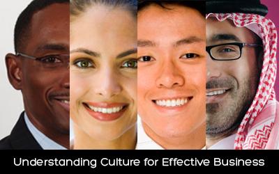 Understanding Various Cultures