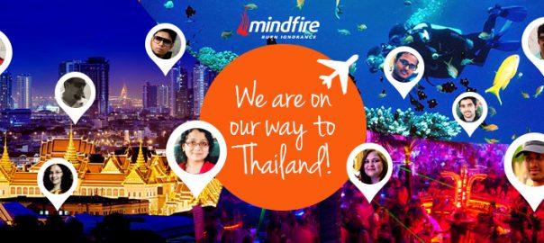 Mindfire Thailand Trip 2016