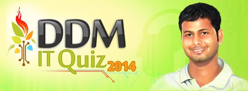 DDM IT Quiz