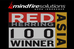 Mindfire wins Red Herring Award