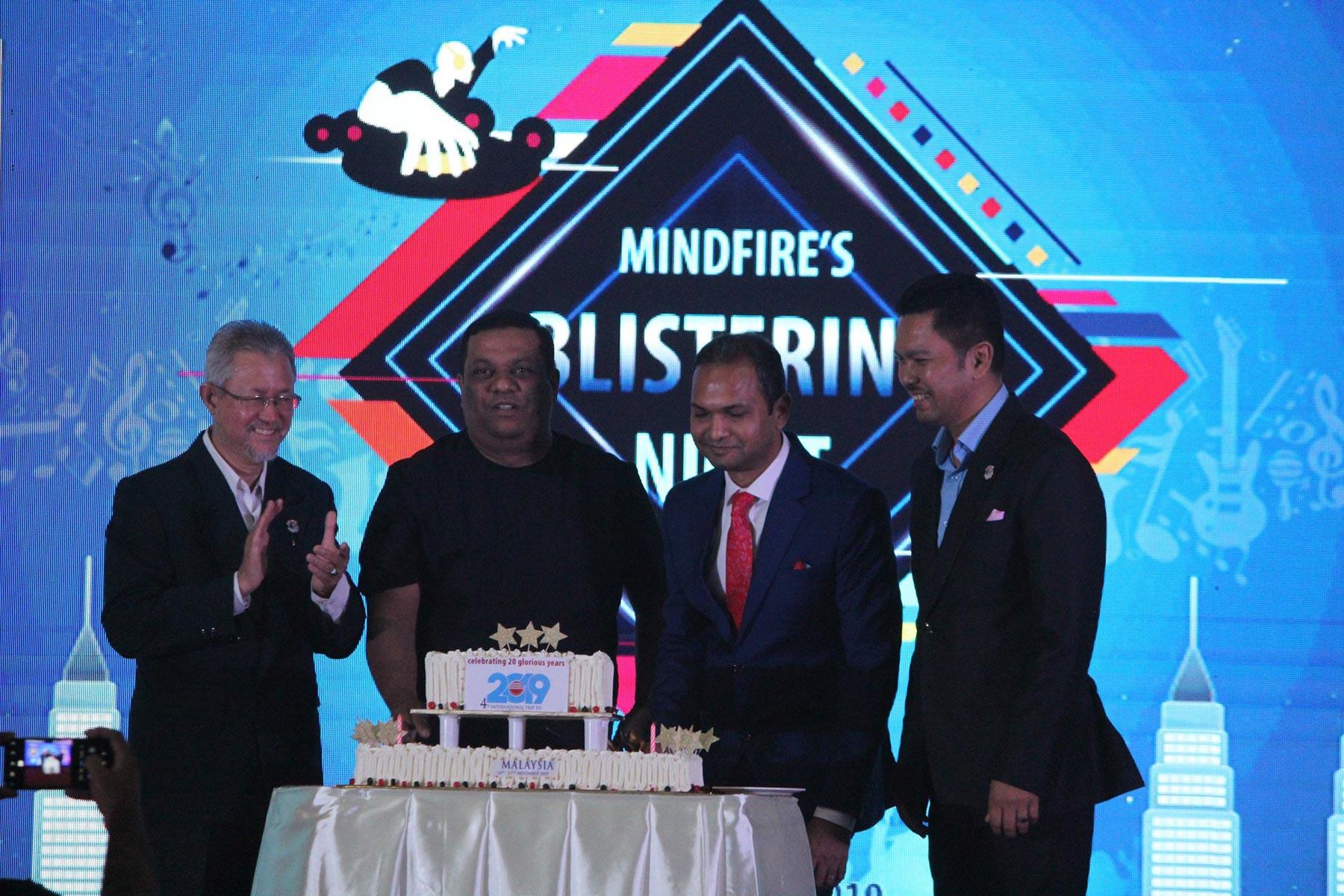 20th Year Anniversary Celebration at Malaysia