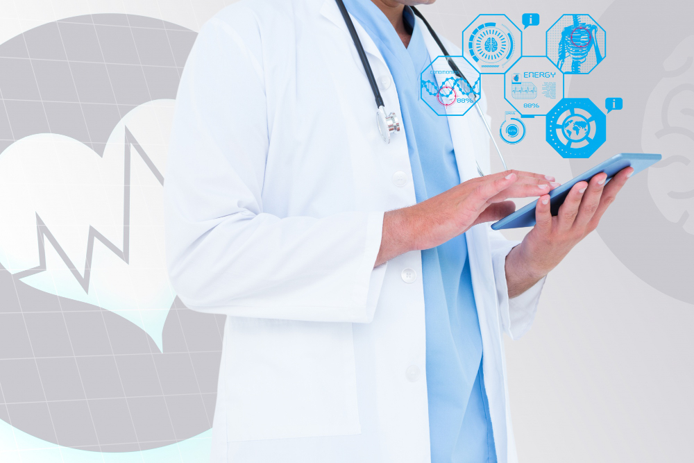 doctor-reviewing-tablet