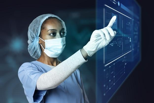 doctor-touching-modern-virtual-screen-interface-medical-technology_53876-102969