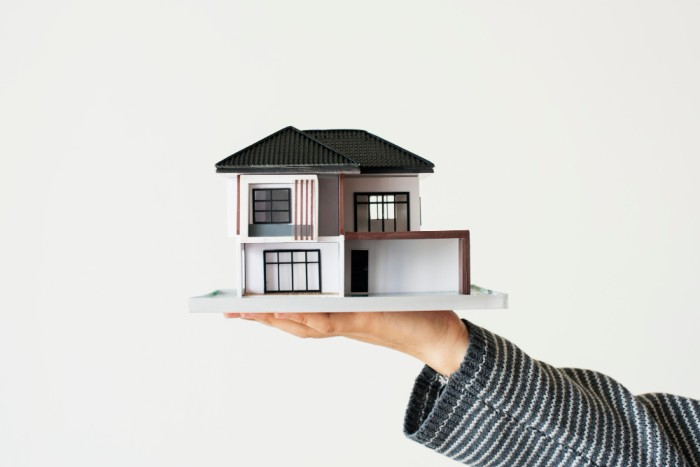 hand-presenting-model-house-home-loan-campaign (1)