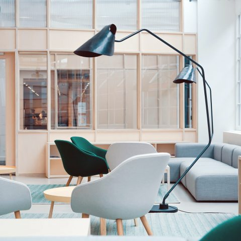 Magento eCommerce site for an Interior Design Company