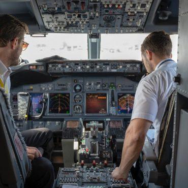 Pilot Training Platform