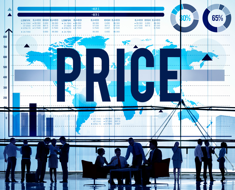 price-cost-commodity-money-product-shopping-concept