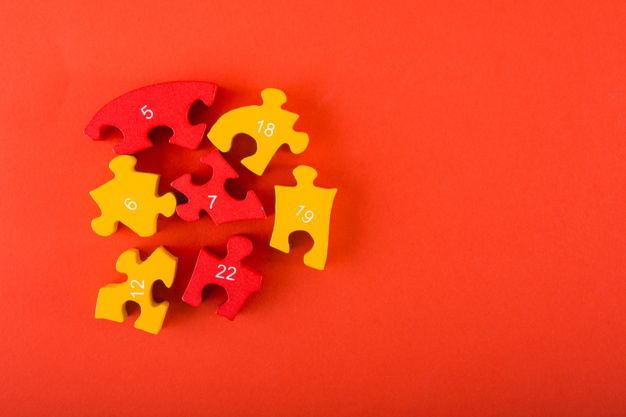 puzzles-with-numbers-red-background_23-2147931154