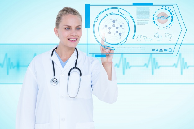 specialist-working-with-medical-application_1134-638