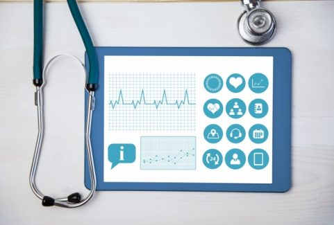 iPad App for Physician Management