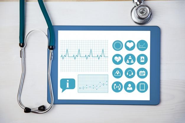 tablet-medical-application-stethoscope_1134-454