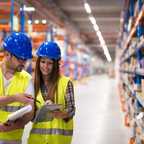 Logistics Monitoring Solution