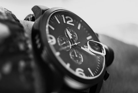 WordPress Site for a Watch Company